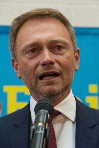 Wahlabend der Landtagswahl NRW am 14. Mai 2017